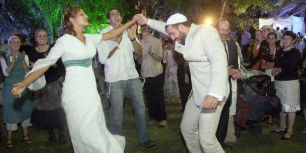 Wedding Musical Entertainment in Israel